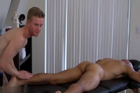 big penis gay butthole job And Massage