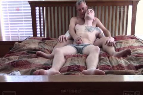 Ethan's arsehole acquires Rammed bare