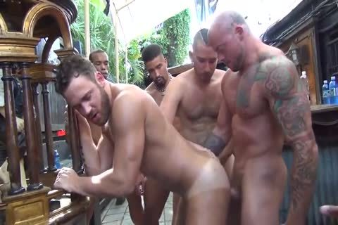Logan Moore bunch-sex Pt.two