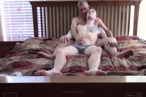 Ethan's Arsehole receives Rammed undressed