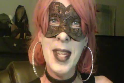 sweet Dancing Goth Cd cam Show Part two Of two