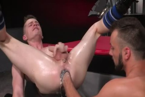 delicious gay Fetish With cumshot