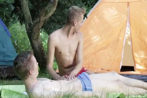 twinks In The Woods
