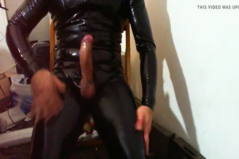 Full Latex dick Pump
