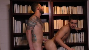May I Join u ? - Johnny Rapid and Brad Powers monstrous penis Sex