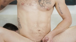 dude, you are bare - Noah Jones with Jay Austin shaggy Sex