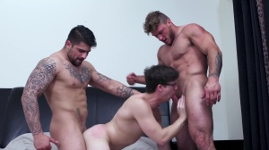 Hide And look for Uncut - William Seed & Ryan slams oral sex Hook up