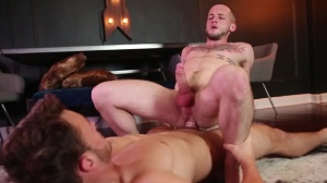 Home Service - Trevor lengthy, Colton Grey blow job Hook up