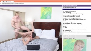 The Chat Room - Cameron Foster, Brandon Moore butthole Nail