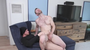 butthole Bandit - Connor Maguire and Dennis West pooper Hook up
