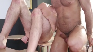Straight A Student - Diego Sans and Jack Hunter ass plow