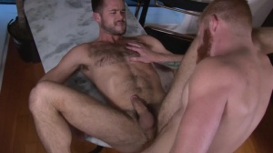 The Mysteries Of Bennett - Mike De Marko, Bennett Anthony ass Hook up