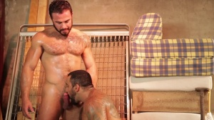 Last Goodbye - Jessy Ares with Ricky Ares ass fuck