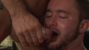 Central Park Cruising - Jimmy Durano with Colt Rivers butthole Love