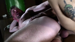 The Law Of males - Mickey Taylor, Scott Hunter butthole Nail
