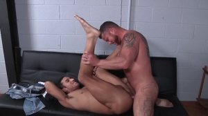 Virgin Hunter - Charlie Harding & Ricky Decker ass Love