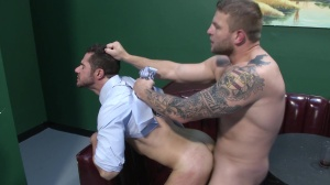 One Night only - Dean Monroe with Colby Jansen butt Hook up