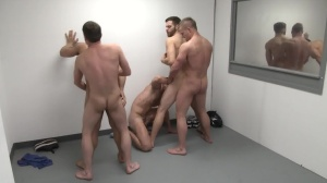The Line Up - Landon Conrad & Trevor Knight butthole Love
