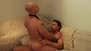 The Political Convention - Rocco Reed and John Magnum ass slam