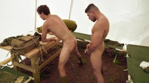 Cumsassins - Damien Stone and Zach Country ass Nail