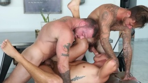 Game On - Brian Michaels with Aston Springs anal Love