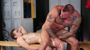 Confessions Of A Straight man - Sean Duran & Jackson Traynor anal Hook up