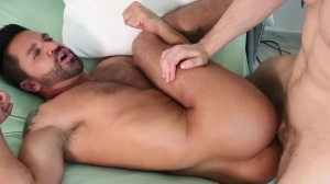 Confessions Of A Straight man - Dominic Pacifico, Connor Halstead ass Nail