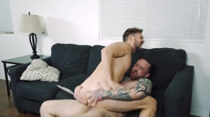 Space Invaders - Jordan Levine, Casey Jacks anal pound