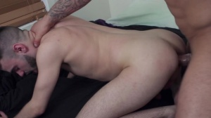 Hide And seek - Ryan slams with Zack Hunter butthole Love