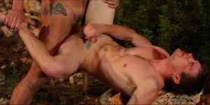 Pirates : A gay XXX Parody - Johnny Rapid and Jimmy Durano butthole Love