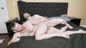 hoe specie - Jacob Peterson with Dennis West anal job