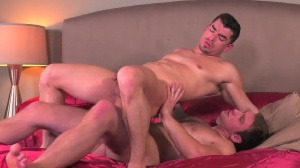 Commuters - Connor Maguire and Jeremy Spreadums ass bone