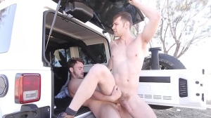 On The Run - Jacob Peterson and Trevor lengthy anal screw