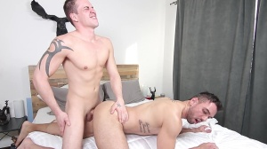 Ride - Darin Silvers with lucky Daniels butthole job