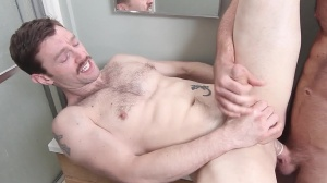 naughty Uncle Dennis - Alex Mecum with Dennis West butthole Love