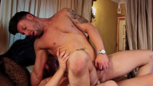 A Royal Fuckfest - Connor Maguire & Theo Reid pooper Hump