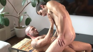 Atone - Johnny Hazzard with Dale Cooper anal nail