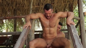 dudes In Ibiza - Paddy O'Brian & Denis Vega butthole Hook up