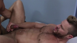 Gaywatch - Landon Conrad & Topher Di Maggio anal Hook up