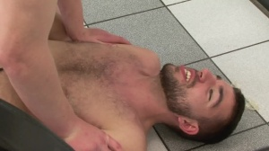 Barber Shop - Daniel Johnson, Damien Boss ass poke