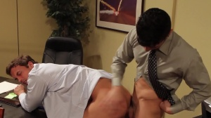 Entry Level - Rocco Reed with Lance Luciano butthole Love