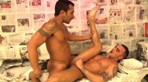 chase The Light - Lucio Saints with Adrian Toledo anal Love