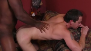 Kasey Jones & Philly Mack Attack - large wang Action