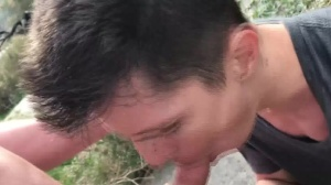 guys In Public three – Hike - booty Licking First Time