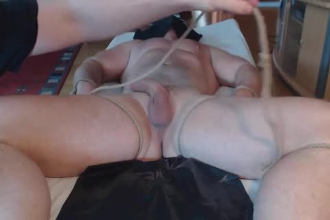 An exciting weenie And Prostate Massage