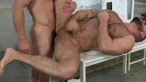 Defiance - Paddy O'Brian & Victor D'Angelo ass hammer