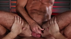 Revved Up - Paul Canon with Grant Ryan butt nail