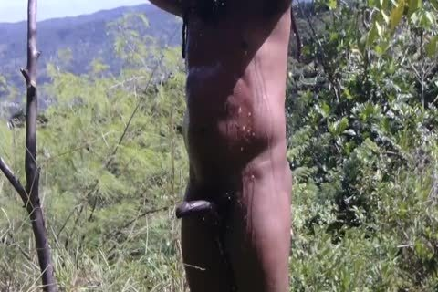 Mr Charles Justin darksome cock Outdoor (Full Edition)