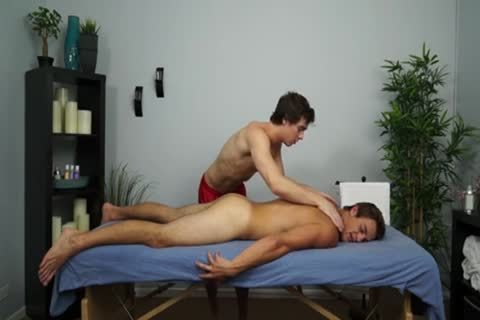 Sensual Massage Ends In juicy cheerful Ending
