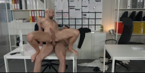 Putting The booty In Assistant: - Paddy O'Brian, Drew Dixon butthole poke